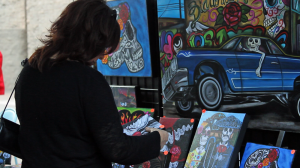 El evento cultural  llenará de arte el centro de la ciudad. Foto: Suministrada