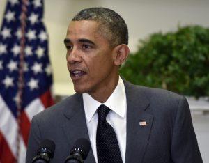 Obama pidió el viernes al Congreso dar otro paso hacia adelante en materia migratoria. Foto: AP