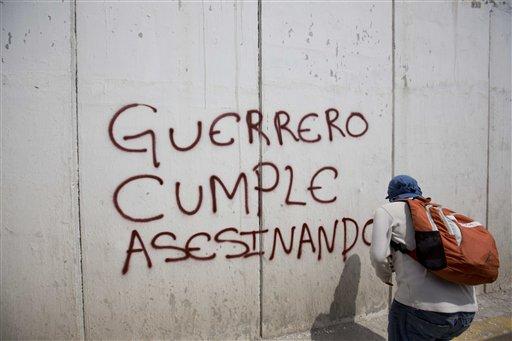 Human Rights Watch denuncia impunidad en Iguala