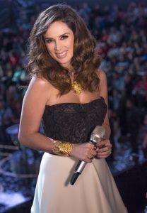 Jackie No se ve nuevamente como protagonista de una telenovela pues su prioridad es su familia. Foto: Cortesía de Televisa