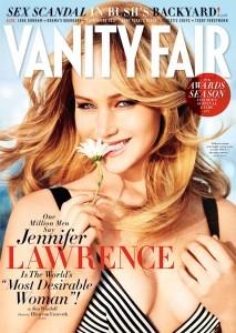 La revista, con sede en Estados Unidos, tiene además ediciones en Inglaterra, Italia, Francia y España. Foto: Vanity Fair