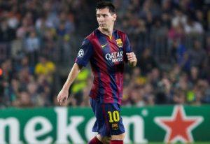 Lionel Messi y el Barcelona salieron airosos en Holanda. Foto: Notimex