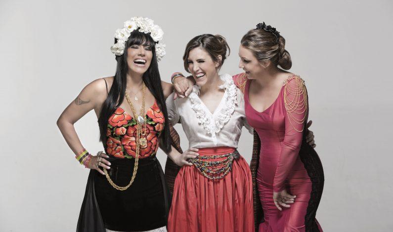 Lila Downs, Niña Pastori y Soledad estrenan el videoclip