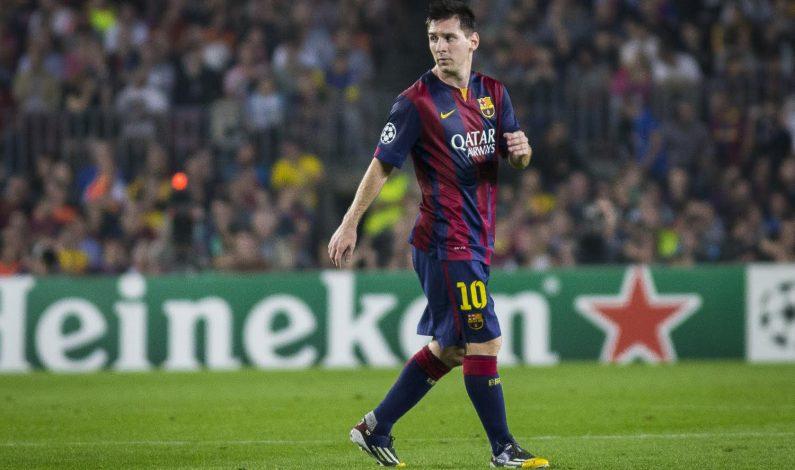 Doblete de Messi da victoria al Barcelona sobre Ajax en Champions