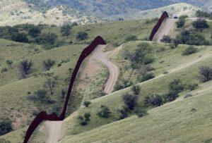El caso de José Antonio Elena Rodríguez es un drama más de la frontera entre Arizona y Sonora. Foto: AP