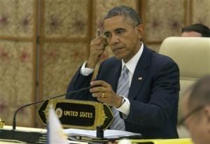 El presidente todavía no decide qué medidas que va a tomar, dijo su portavoz. Foto: AP