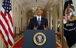 Las medidas que anunció Obama anoche serán el principal ajuste a la política migratoria estadounidense en cerca de tres décadas. Foto: AP