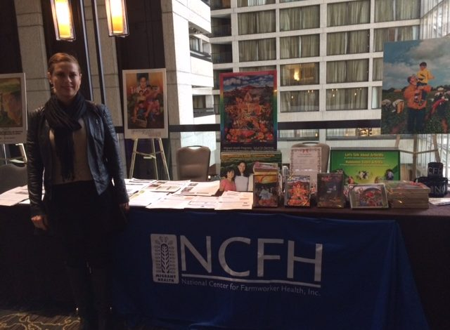 RDF was an exhibitor at the Midwest Stream Farmworker Health Forum