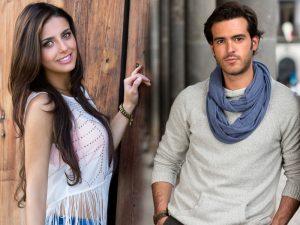 """Los jóvenes actores tendrán los roles principales en """"La Sombra del Pasado"""". Foto: Cortesía de Televisa"""
