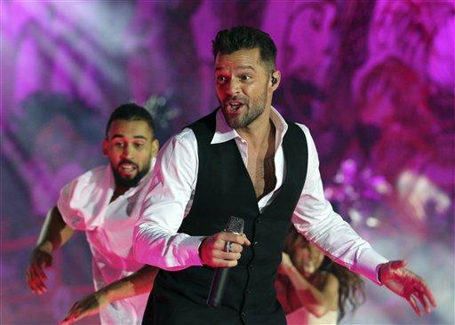 Ricky Martin tendrá figura de cera en Madame Tussauds