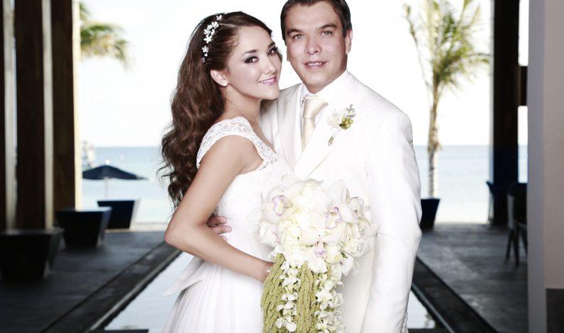 """Sherlyn quiso """"boda con causa"""""""