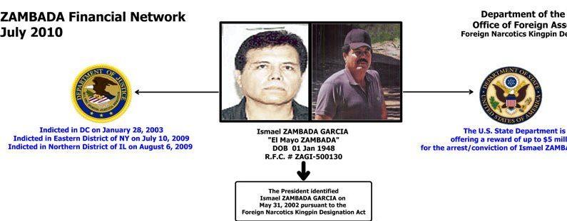 México detiene a hijo de líder cartel de Sinaloa
