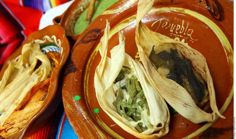 Festival con sabor a tamal