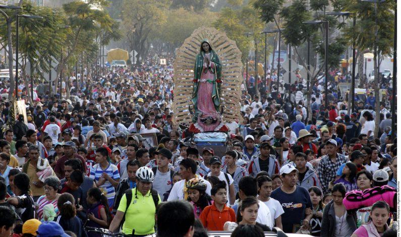Virgen de Guadalupe: Inspira una fiesta de halagos culinarios