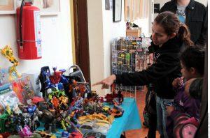 En la celebración se entregarán unos 200 juguetes. Foto: Agencia Reforma