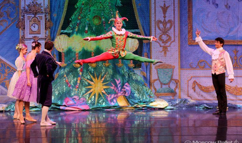 """Ballet de Moscú trae """"El Cascanueces"""" a Phoenix"""