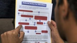 La renovación del DACA será uno de los temas a tratar la mañana del sábado. Foto: AP
