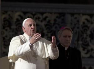 Francisco estará en Africa 30 años después del primer viaje apostólico de Juan Pablo II a ese continente. Foto: AP