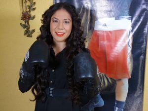 Sulem Urbina busca representar a México en los próximos Juegos Olímpicos. Foto: Mixed Voces