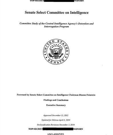 Aliados de EU condenan las torturas de la CIA