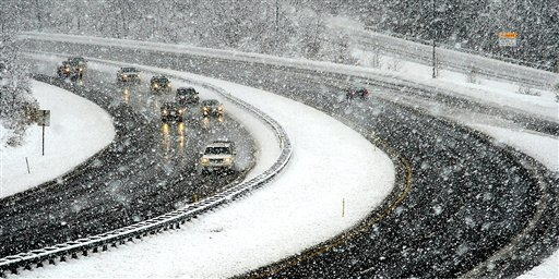 Tormenta invernal azota a noreste de EEUU