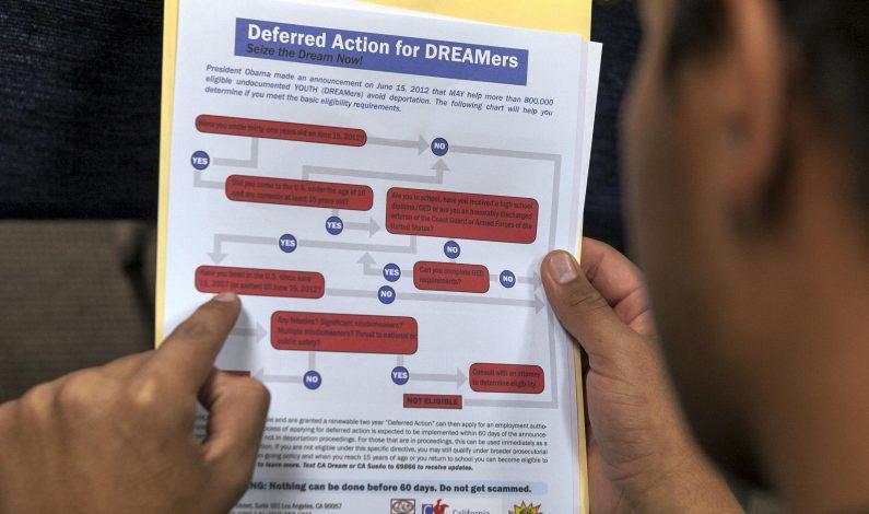 Orientarán sobre proceso para renovar DACA