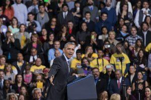 Las amenazas de veto de Obama presentan el tipo de situación que los republicanos pudieran enfrentar en los próximos dos años.  Foto: AP