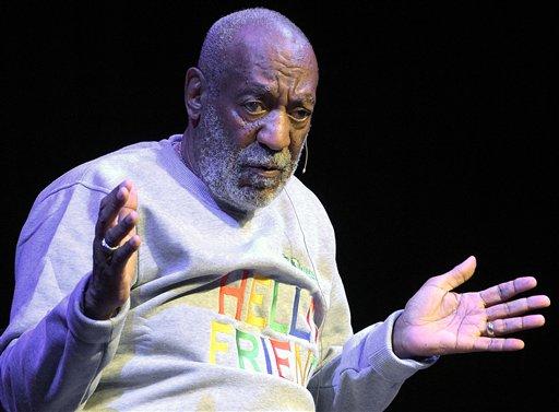 Bill Cosby habla de la prensa tras acusaciones