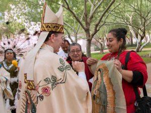 Eduardo A. Nevares, Obispo Auxiliar de Phoenix,. Foto: Cortesía Catholicsun.org
