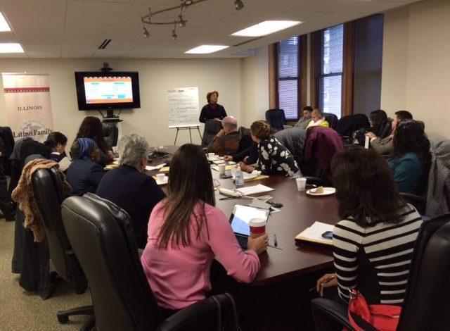 The Illinois Latino Family Commission hosts Raza Development Fund in Chicago