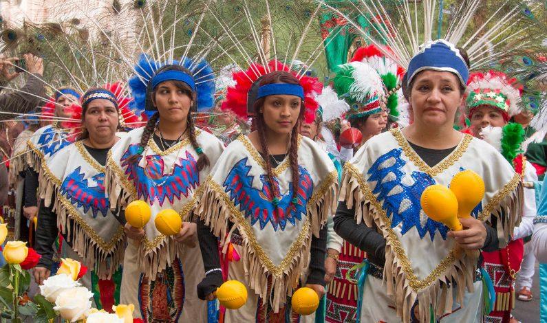 Festejan a la Virgen de Guadalupe