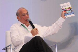 José Ángel Gurría, secretario general de la OCDE. Foto: Notimex