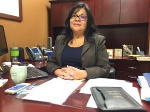 Francisca Montoya, directora de investigación y planeación de Raza Development Fund (RDF). Foto: Sam Murillo/Mixed Voces
