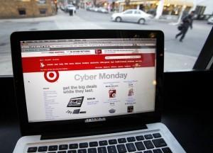 """El Lunes cibernético o """"Cybermonday"""" es una de las fechas más populares para las compras en internet en los Estados Unidos. Foto: AP"""