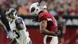 Fitzgerald aseguró que a sus 32 años todavía se siente en buena forma para seguir en la NFL. Foto: Archivo