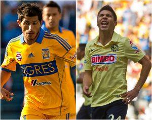 Damián Alvarez y Oribe Peralta se verán las caras en la Final. Foto: Especial