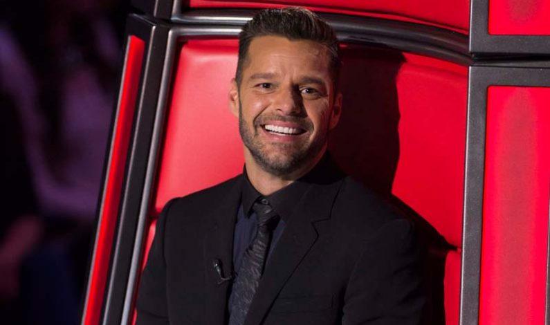 Ricky va por tercera vez como coach a La Voz… Australia