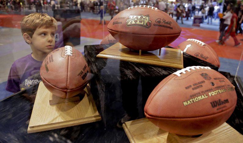 """Boletos para la """"NFL Experience"""" a la venta desde el miércoles"""