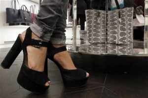 TACONES ALTOS