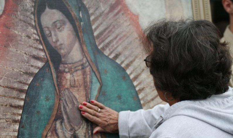 Católicos del Valle rendirán tributo a la Virgen de Guadalupe