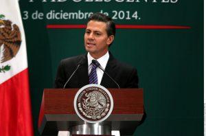 Los Presidentes Enrique Peña Nieto y Barack Obama conversarán sobre la desaparición de 43 normalistas en su reunión en Washington, dijo la SRE. Foto: Agencia Reforma