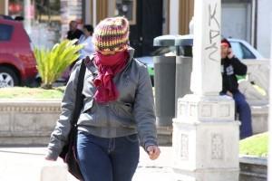 Se prevén temperaturas de cero a cinco grados Celsius en las zonas altas de los estados de Michoacán, Guanajuato, Estado de México, Tlaxcala, Puebla e Hidalgo. Foto: Notimex