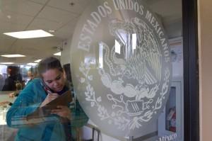 CONSUALDO MEXICANO CAMPAÑA DE APOYO A MEXICANOS DURANTE EL SUPE