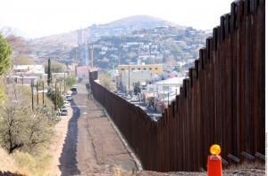 El pasadizo fue ubicado en la zona fronteriza de Nogales. Foto: Agencia Reforma