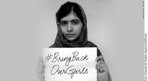 Malala es una joven estudiante y activista pakistaní que defiende los derechos civiles, específicamente los de las mujeres en su país. Foto: Agencia Reforma