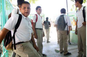 Con el intercambio se beneficiarán alumnos de educación, básica, media superior y superior. Foto: Agencia Reforma