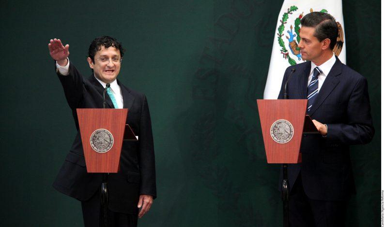 Busca Peña Nieto vacunarse con Andrade