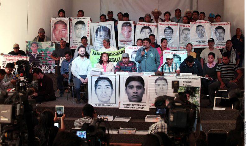 Reconocen inconsistencias en caso Ayotzinapa