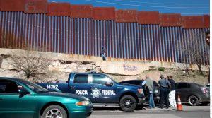 Autoridades federales y militares localizaron un túnel inconcluso en el centro de Nogales, Sonora. Foto: Agencia Reforma