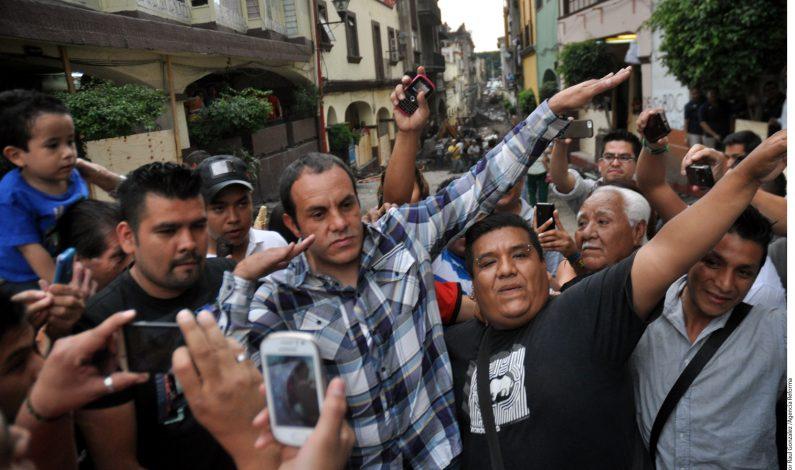 Cuauhtémoc Blanco dejará las canchas en abril por la política